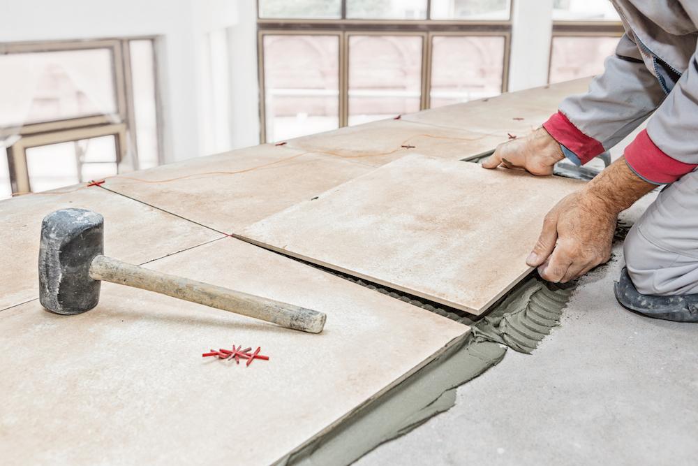Tile Repair Chesterfield Tile
